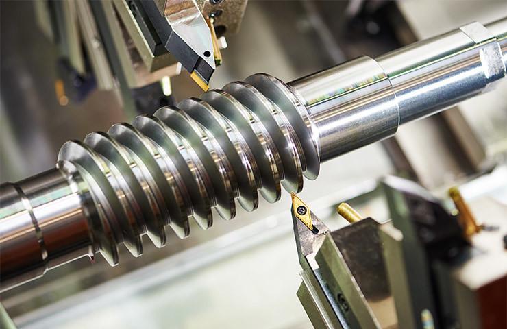 Desgaste da ferramenta de corte sem fluído