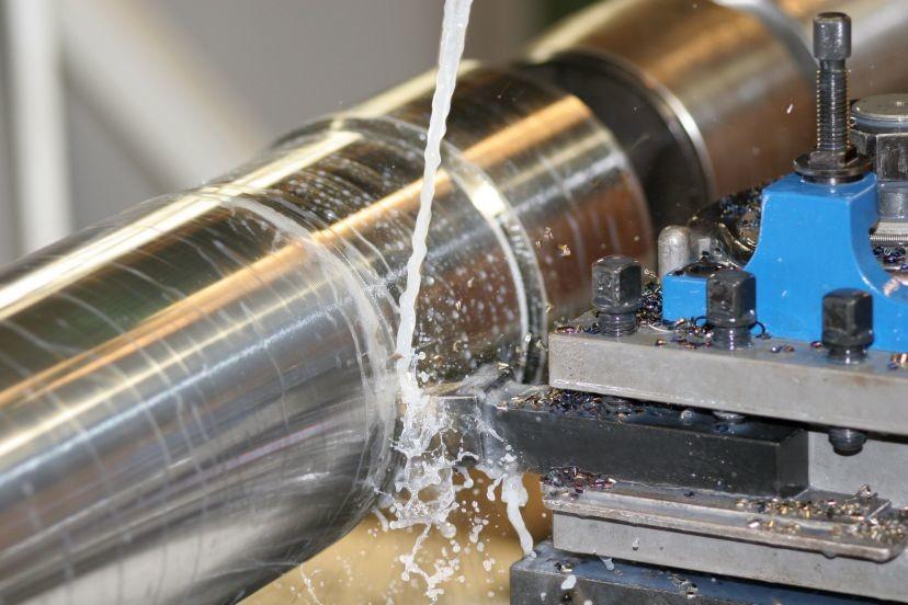 Desgaste da ferramenta de corte com MQF (Mínima quantidade de fluido)