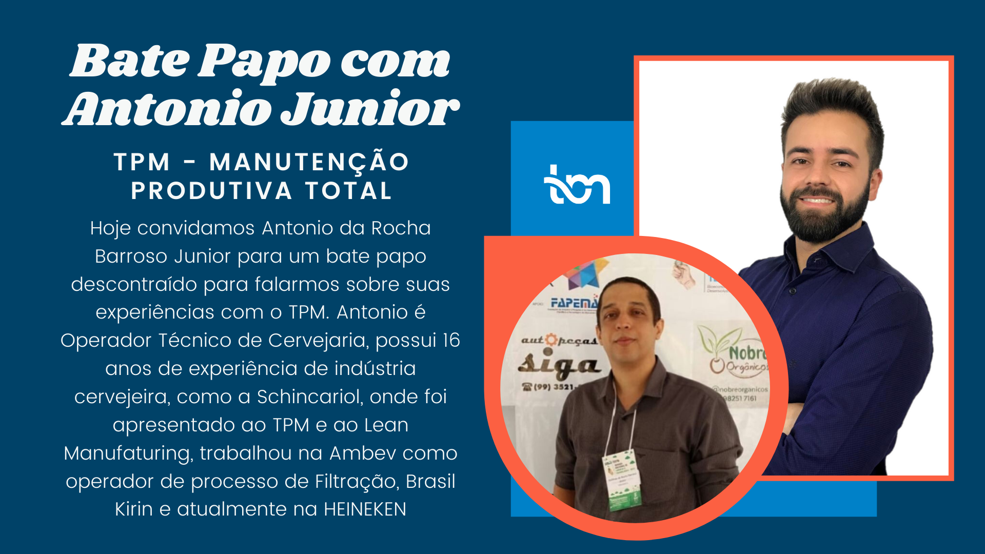 Bate Papo com Antonio junior