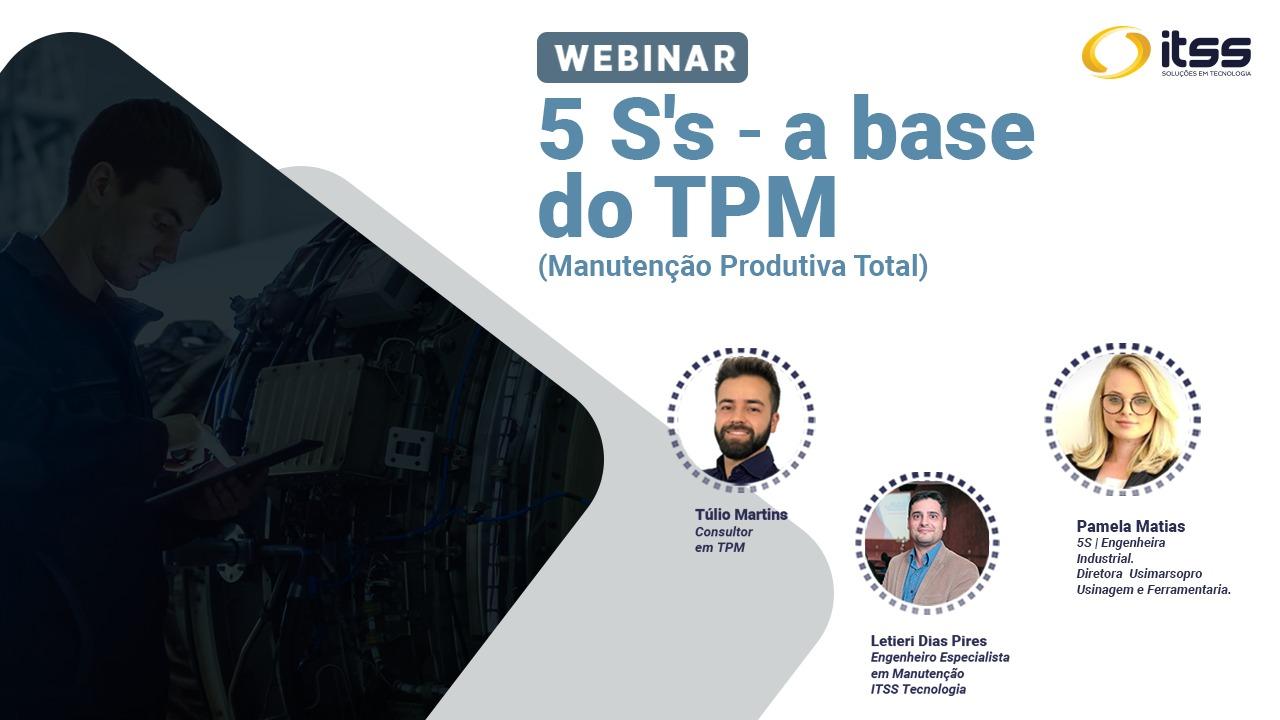 5 S's – A Base do TPM 01